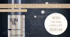 Try to win the new Yon-Ka serum ! Good luck !