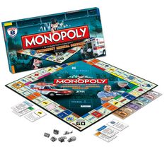 Monopoly: Emergency Medical Services Edition