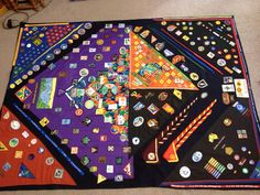 aboutt-time:  So my scout blanket is probably cooler than yours… New URL again, message me for it :)  Want one like this one Cub Scouts, Girl Scouts, Cub Scout Uniform, Beaver Scouts, Brownie Badges, Scout Camping, Camping Blanket, Girl Guides, Quilts