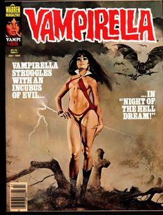 VAMPIRELLA #88 Jose Gonzalez Rafael Auraleon Esteban Maroto Jose Ortiz Sexy Blood Sucking Vampire Cult Anti-Hero