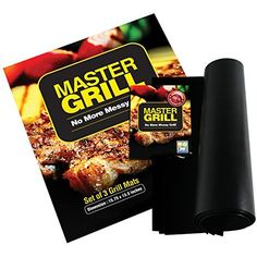 Check out this sweet deal from Snagshout! https://www.snagshout.com/offers/grill-mat/ee047