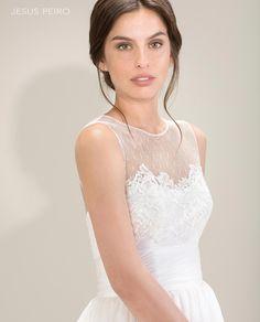 Vestido novia Jesús Peiró Ref.7022