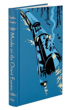 Murder on the Orient Express by Agatha Christie published by The Folio Society (Poirot)