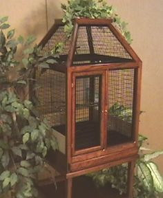 pretty bird cage my guys love these cages, well worth the money, great quality and lots of room and so pretty