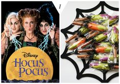 10 fun Movie and Treat ideas for a Halloween Movie Night!! Some of our family's favorites!