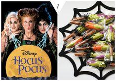 treat idea, hocus pocus, famili, halloween movie night, halloween fun, halloween treats, halloween movies, kid