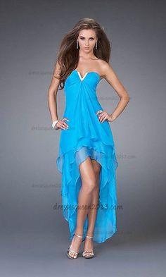 ccd5764aca Fashion Short Chiffon Black Natural A-Line Prom Dress homecoming dresses