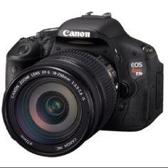 My Camera.. Cannon EOS Rebel T3i