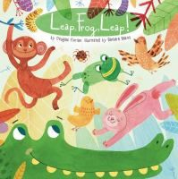 Cover image for Leap, frog, leap!