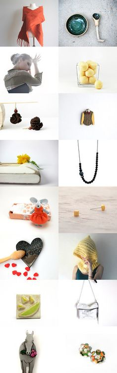 FALLing in love by Anna from ILoveCrochetByAnna on Etsy--Pinned with TreasuryPin.com