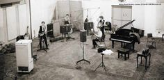The Beatles In The Studio