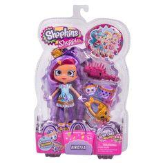 Amazon.com: Shopkins Shoppies S2 W4 Dolls Kirstea: Toys & Games