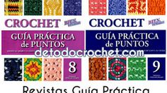 2 Revistas de Patrones Crochet para Descargar Crochet Gratis, Periodic Table, Crochet Stitches, Embroidery, Weaving Patterns, Knitting Stitch Patterns, Journals, Libros, Periodic Table Chart