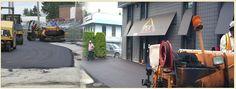 Asphalt Paving Contractors- Pavement Design & Construction Service