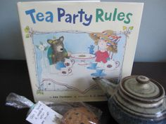 Written by Ame Dyckman and illustrated by K. Party Rules, Letter T, New Pictures, Einstein, Tea Party, Fairy Tales, Thoughts, Writing, Reading