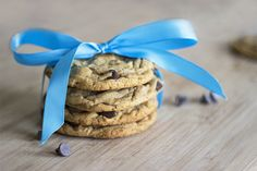 Naturally Sweetened Chocolate Chip Cookies - Natural Sweet Recipes