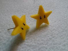 Hey, I found this really awesome Etsy listing at https://www.etsy.com/listing/95437365/super-mario-bros-star-stud-earrings-big