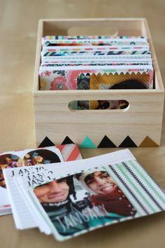Vivian Eileen: One Line a Day Journal DIY