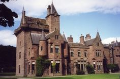 Guthrie Castle, Castle in Angus, Scotland