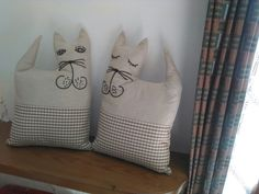Cuscini gattosi
