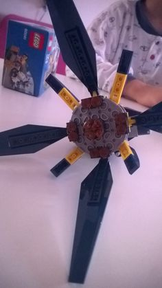 Space in lego