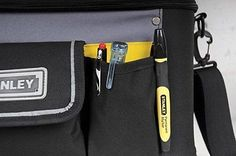 #Stanley #196193 rigid #multi-purpose tool bag 16-inch,  View more on the LINK: http://www.zeppy.io/product/gb/2/252273091696/