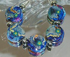 Joe's Dragon's Breath Shards...show 'em! - Page 10 - Lampwork Etc.