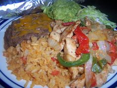 Grilled Chicken Fajitas Recipe - Mexican Style
