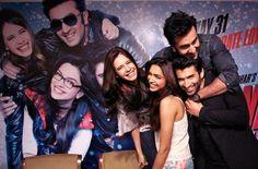 Deepika, Kalki, Aditya, and Ranbir promote 'Yeh Jawaani Hai Deewani'