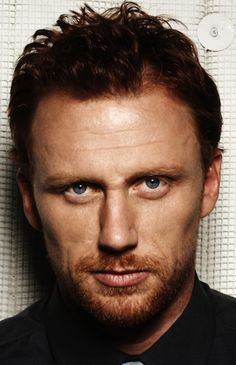 Kevin McKidd aKa Owen Hunt On Greys He Is One Hot Ginger :) Hehe