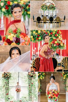 5 Elegant Bridal Styles By Blush Hair and Makeup Artistry Wedding Themes, Wedding Blog, Wedding Venues, Wedding Day, Wedding Dresses, Asian Inspired Wedding, South Asian Wedding, Indian Reception, Classic Updo