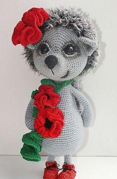 Викторина-онлайн. Угадай руку мастера. 11. Ёжик Маковка Amigurumi Toys, Amigurumi Patterns, Softies, Plushies, Crochet Patterns, Crochet Animals, Crochet Toys, Handmade Toys, Handmade Ideas