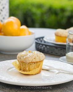 Meyer Lemon Ricotta Muffins | Kitchen Confidante