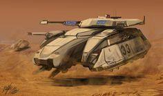 Centurion Tank by PeterPrime.deviantart.com on @deviantART