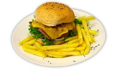 Cheese Bacon @ Retro Foods http://alakarte.com.br/retro