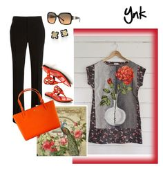 """Summer day"" by ynk24 ❤ liked on Polyvore"