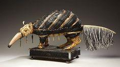 Geoffrey Gorman  - found object art is amazing