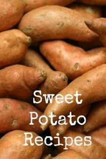 Deep South Dish: Ways to Cook Sweet Potatoes ... Baked and More!