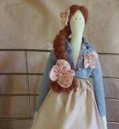 Tilda romântica | Pirlimpimpim Costura criativa | Elo7