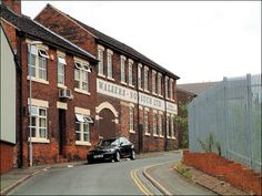 Walkers Nonsuch Toffee factory, Calverley Street off Uttoxeter Road, Normacot, Longton - the smell of vanilla.! Trays of toffee and don't forget the small metal hammer to break it up with! It began with a sweet shop set up by Edward Joseph Walker in the late 1800s and developed into a family business.