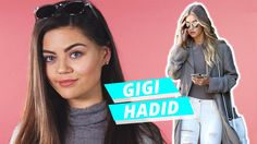 Gigi Hadid: Get The Look w/ Emily Canham