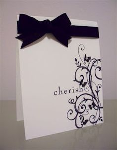 Simple yet beautiful Wedding card
