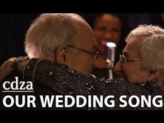 Our Wedding Song Elderly couples revisit the songs they were married to years ago.this is SO sweet!