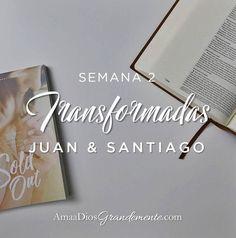 Semana 2 #Transformada #DiscipulosdeJesus #ComunidadADG #Devocionalparamujeres #ADGenespanol #AmaaDiosGrandemente #Biblia #Dios