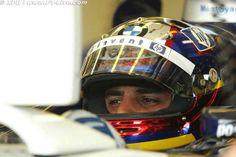 Juan Pablo Montoya - Formula 1 years.