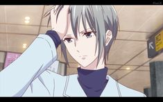 Cute Anime Boy, Anime Guys, Anime Manga, Anime Art, Anime Meme, Manga Girl, Otaku Anime, Fruits Basket Manga, Yuki Sohma