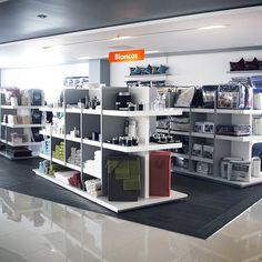 Tienda departamental en el Estado de México, mercadeo de producto de las áreas de softline