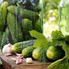 136210_2 Hungarian Cuisine, Hungarian Recipes, No Bake Cake, Pickles, Cucumber, Bacon, Food And Drink, Canning, Fruit