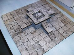 dungeon central element