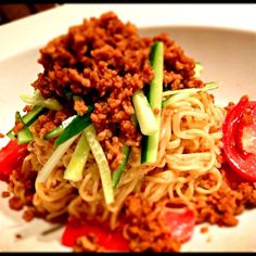 素敵なレシピ (*´∀人)ありがとうございます♪ - 89件のもぐもぐ - 汁なし担々麺❤ by yume69